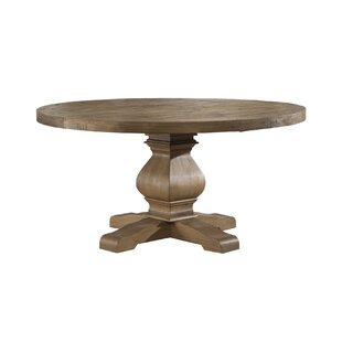 Whitten Round Dining Table by Gracie Oaks