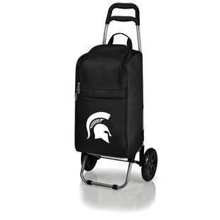 ONIVA™ NCAA Michigan State University Spartans Cart Picnic Cooler