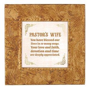 Pastor's Wife Picture Frame