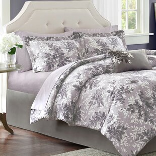 Prahl Comforter and Cotton Sheet Set by Lark Manor