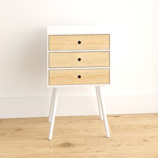 Leblanc 3 Drawer Chest By Norden Home
