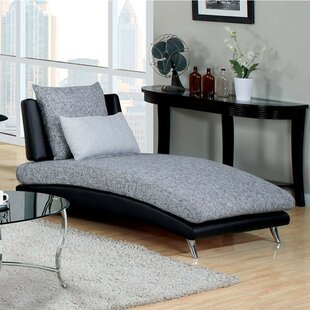 Read Reviews Chaffins Chaise Lounge by Orren Ellis Reviews (2019) & Buyer's Guide