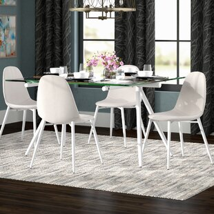 Woodhouse 5 Piece Dining Set by Brayden Studio