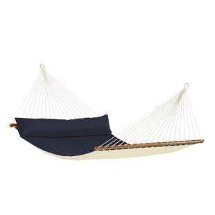 ALABAMA Weatherproof Kingsize Spreader Bar Rope Olefin Tree Hammock by LA SIESTA