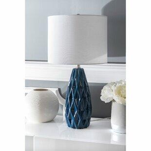 Best Reviews Borrero Ceramic 25 Table Lamp By Ivy Bronx
