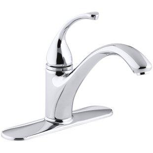 Kohler Forté 3-Hole Kitchen Sink Faucet with 9-1/16