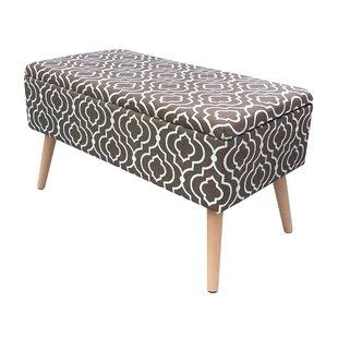 Valdivia Upholstered Storage Bench