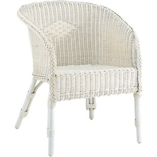 Winterport Lacquered Tub Chair By Bay Isle Home