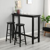 Taliah 28.15 Bar Stool (Set of 2) by Winston Porter