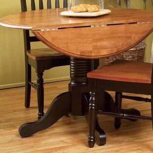 2 Leaf Dining Table | Wayfair
