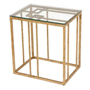 Hove Geometric End Table