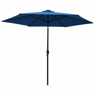 Rachael 3m Traditional Parasol By Freeport Park