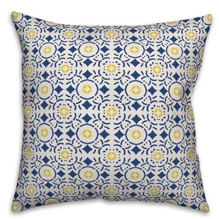 Brody Tile Throw Pillow