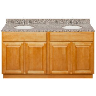 Loftus 60 Double Bathroom Vanity Set by Charlton Home