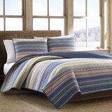 Yakima Valley Reversible Quilt Set byEddie Bauer