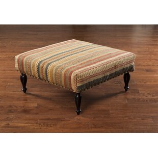 Burnes Cocktail Ottoman by Loon Peak
