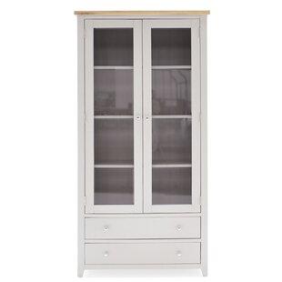 Bellefonte Display Cabinet By Beachcrest Home