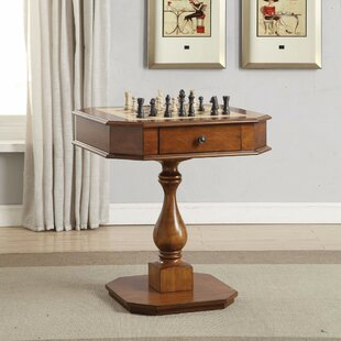 Welling 28 Chess Table by Darby Home Co