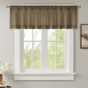 Loganville 50 Window Valance by Red Barrel Studio