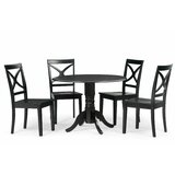 Montecito 5 Piece Drop Leaf Dining Set by Andover Mills™