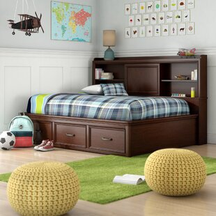 Braedon Full Captain Bed with Drawers by Mack & Milo