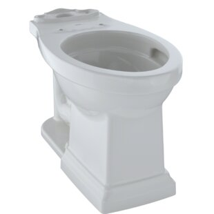 Toto Promenade® II Dual Flush Elongated Toilet Bowl