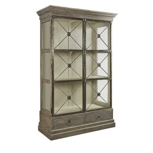 Mcgrane Glass Door Standard Bookcase by Bloomsbury Market