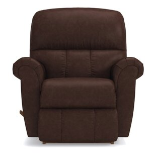 Briggs Leather Recliner by..
