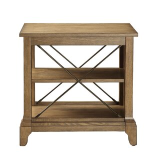 Chiswick End Table by Charlton Home