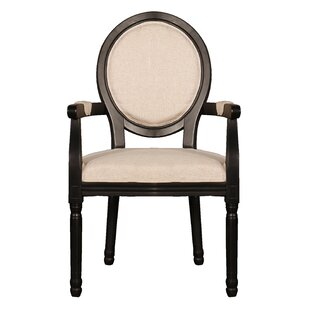 Raylen Distressed Room Upholstered Dining Chair by Ophelia & Co.