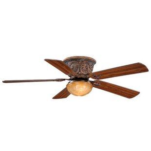 Fleur De Lis Living Brouillette 5-Blade Ceiling Fan