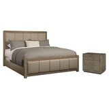 Fusion Upholstered Platform Configurable Bedroom Set by Caracole Modern