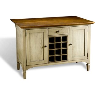 Charleston Kitchen Island MacKenzie-Dow