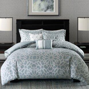 Hitesh 7 Piece Comforter Set