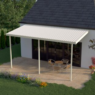 Heritage Patios 14 ft. W x 12 ft. D Patio Awning