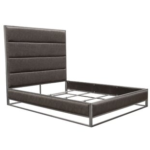 Affordable Price Empire Upholstered Panel Bed by Diamond Sofa Reviews (2019) & Buyer's Guide