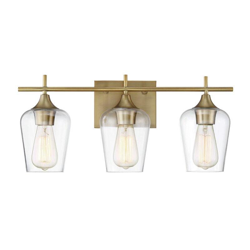 Zipcode design staci 3 light vanity light reviews wayfair staci 3 light vanity light aloadofball Gallery