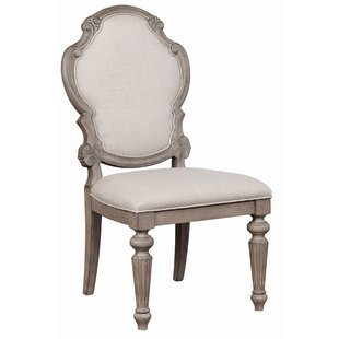 Braddy Upholstered Dining Chair (Set of 2)