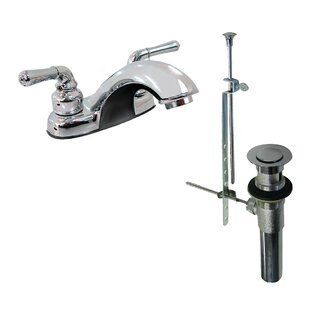 Dominion Faucets Bathroom Faucet with Drain Assembly Image