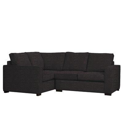 Black Corner Sofas You'll Love | Wayfair.co.uk