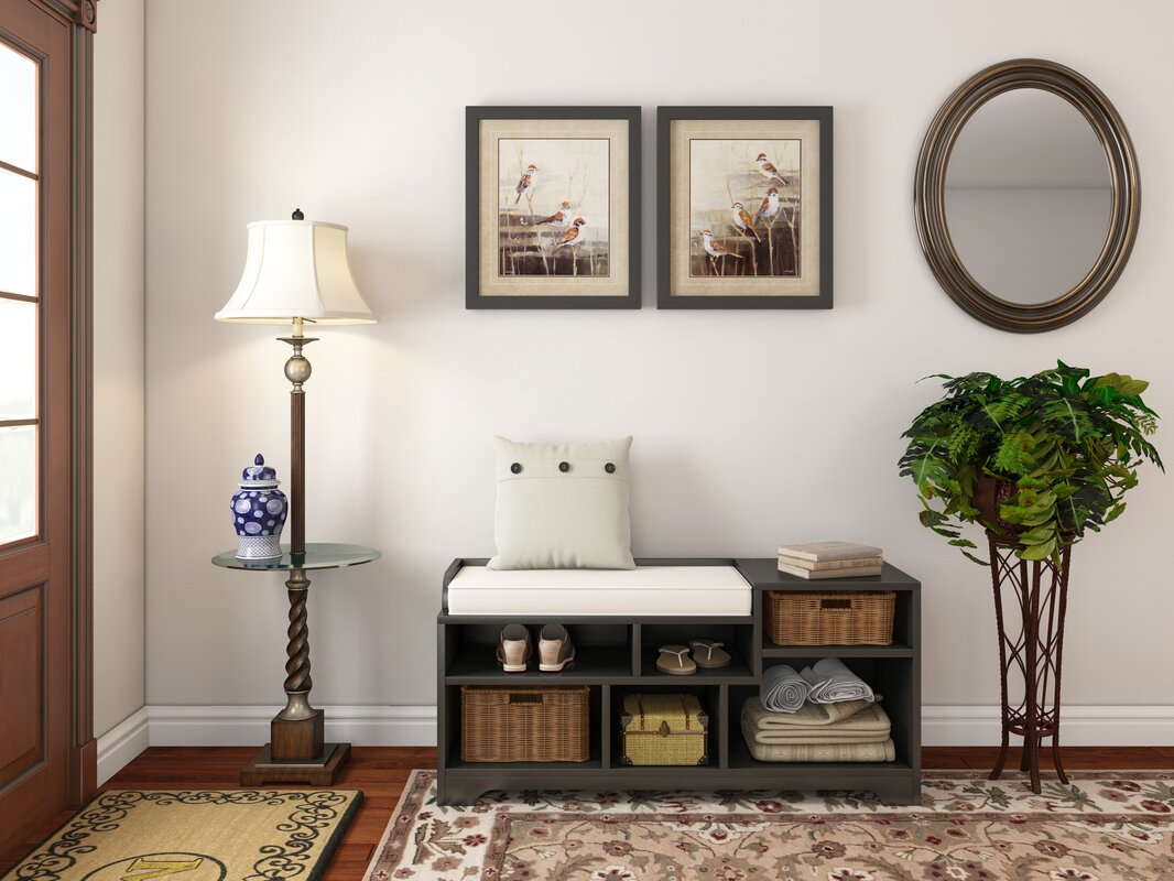 Darby Home Co Burnes Oval Wall Mirror & Reviews | Wayfair