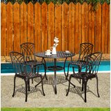 Pyron 5 Piece Dining Set