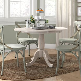 Overbay Extendable Solid Wood Dining Table by Lark Manor 2019 Online