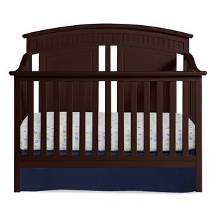 Majestic 4-in-1 Convertible Crib By Thomasville Kids