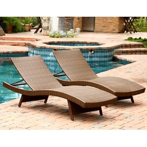 battista chaise lounge set of 2