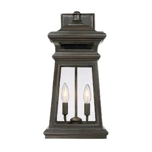 Best Choices Signe 2-Light Outdoor Wall Lantern By August Grove