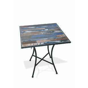 Capri Iron Bistro Table By Galileo