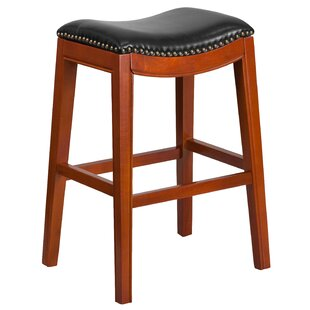 All Saints 30 Bar Stool by Alcott Hill Best