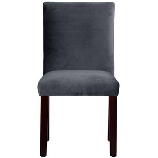 Brayden Studio Styron Eclipse Parsons Chair
