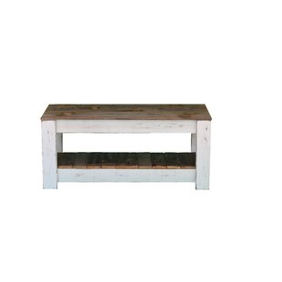 Elihu Coffee Table by Rosecliff Heights